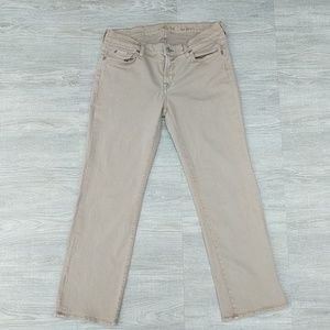 7 For All Mankind Jeans - 7 For All Mankind crop flare